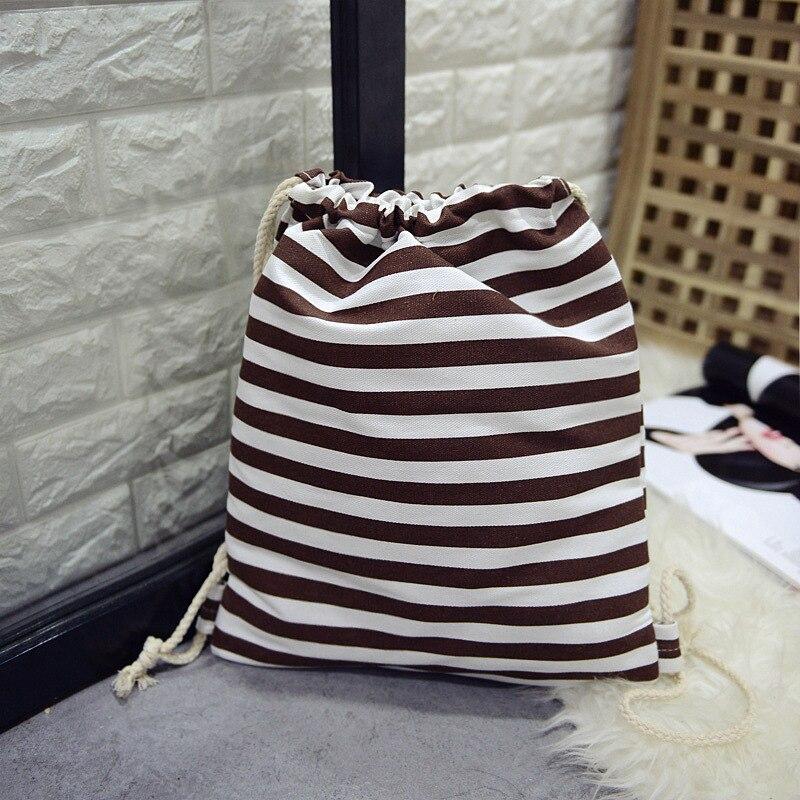 Женский Винтаж рюкзак печать на холсте Для женщин рюкзак в богемном стиле для девочек пляжная сумка Sac Dos шнурок