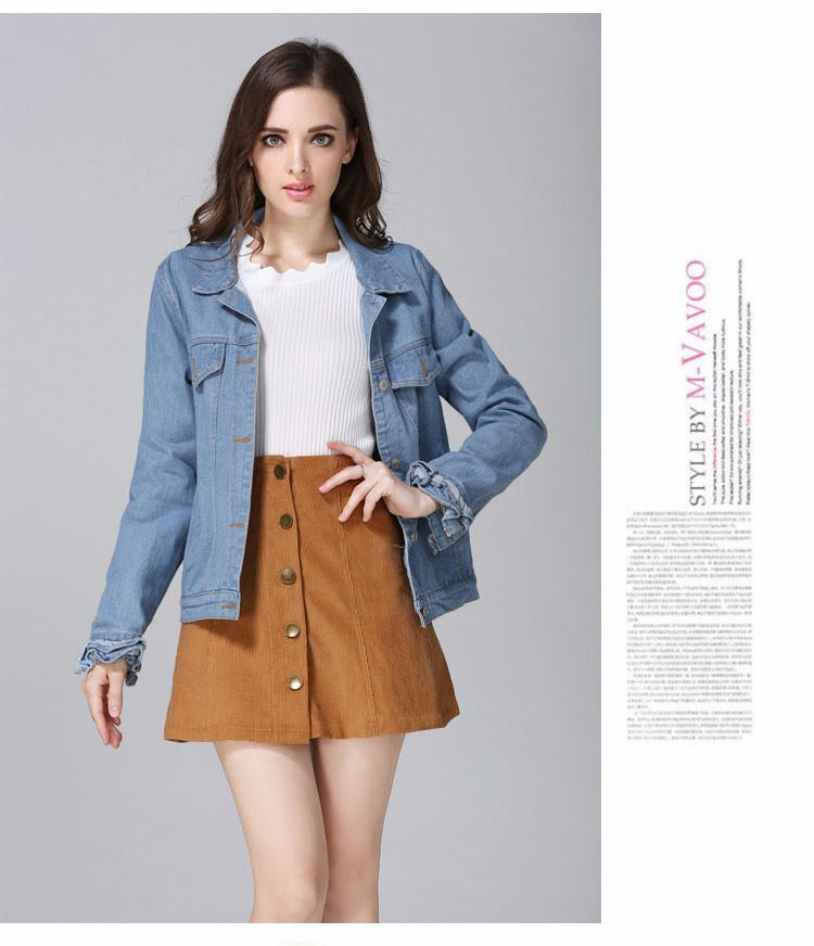 Saia 2016 Autumn vintage fashion corduroy high waist sexy mini skirt winter short a line skirts black gray casual skirts A802 d