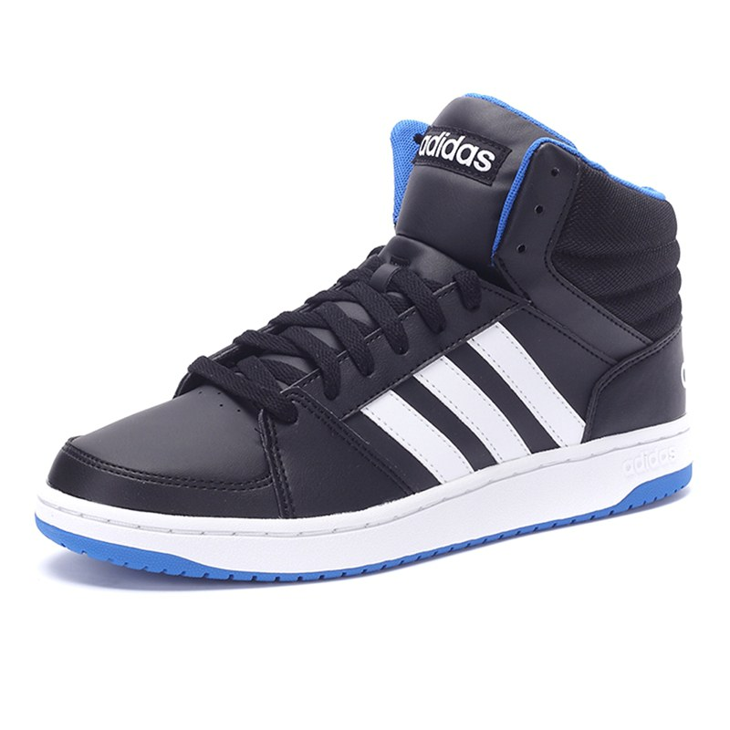 eaf1943dc07 Original Adidas NEO Label L Hoops VS MID Men s Skateboarding Shoes  Sneakers-in Skateboarding Shoes from Sports   Entertainment on  Aliexpress.com