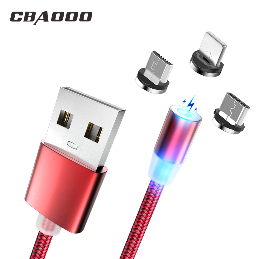 1M Magnetic Micro USB Cable Nylon Fast Charge USB Data Cable Mobile Phone Charging Cord for Samsung Xiaomi LG Tablet Android Mobile Phone Cables     - AliExpress