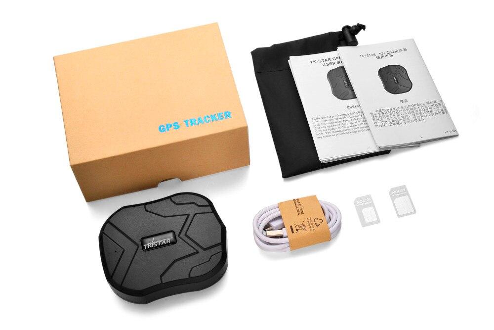 TK905 GPS localisateur étanche GPS véhicule Tracker 2G aimant moniteur vocal gratuit Web APP GPS Tracker voiture 90 jours veille Tkstar - 6