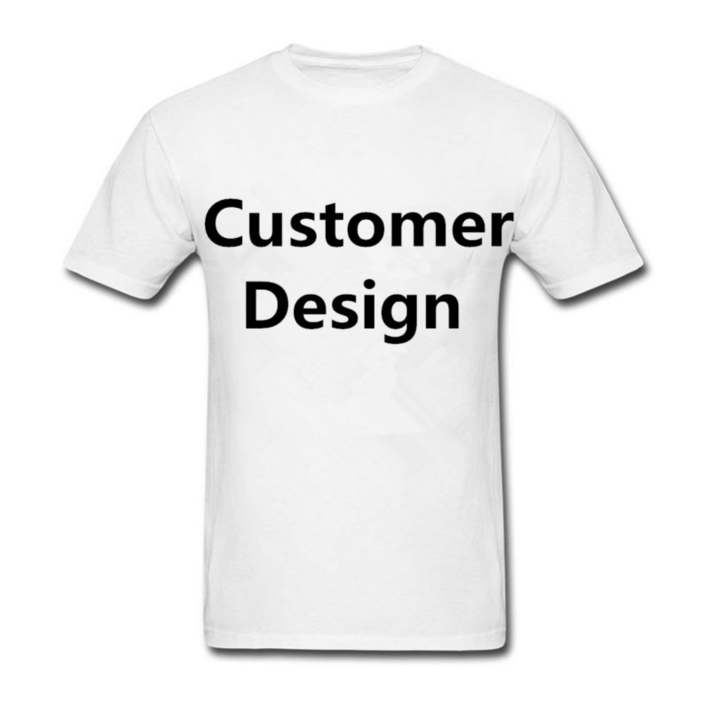 Design your t-shirt - Accept 1pcs Customer Design Settings T Shirt Women Mens Couple Tshirt 3d Print Create Your Own Sublimation Print T Shirts S 5xl In T Shirts From Men S