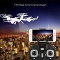 MJX X400W FPV RC Drone с Wi-Fi Камера Видео в Реальном Времени Режим Безголовый 2.4 ГГц 4 Chanel 6 Оси Гироскопа RC Мультикоптер RTF Toys for children