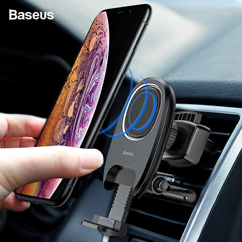 Baseus Magnetic Car Phone Holder For iPhone Xs Samsung S10 S9 Xiaomi Mi 9 Huawei P30 Pro Magnet Air Vent Mount Car Holder StandBaseus Magnetic Car Phone Holder For iPhone Xs Samsung S10 S9 Xiaomi Mi 9 Huawei P30 Pro Magnet Air Vent Mount Car Holder Stand