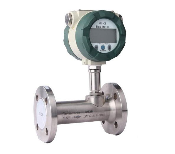 Natural Gas Flow Meter with 6~65 m3/h Measuring Range 1.5%
