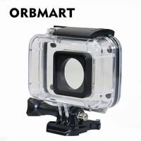 Orbmart Diving 40m Waterproof Case For 4K Xiaomi Yi Xiaoyi 2 Underwater Protective Housing