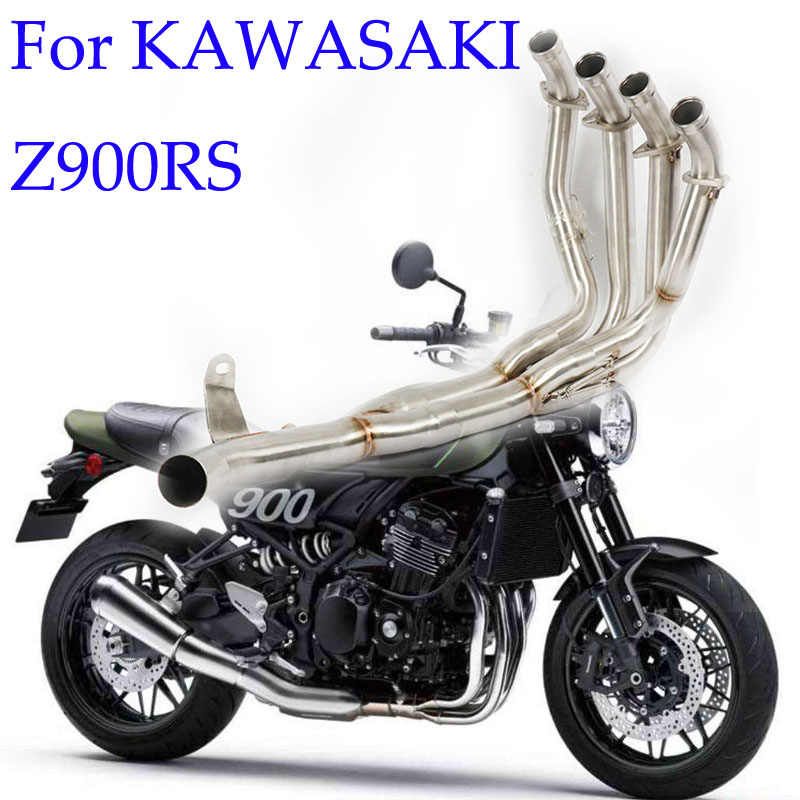 Detail Feedback Questions about Z900RS Ninja900RS Motorcycle Exhaust