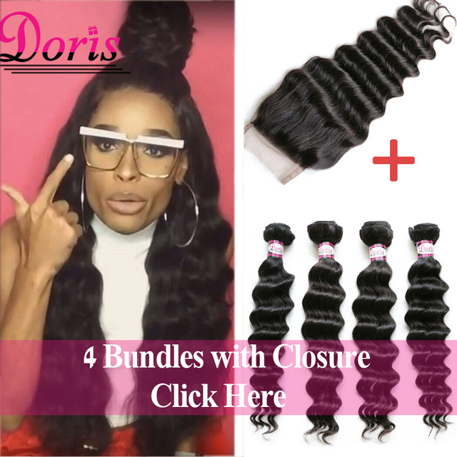Aliexpress Buy 8a Brazilian Virgin Loose Deep Wave With