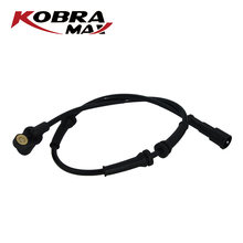 KobraMax ABS Wheel Speed Sensor Front Left & Right 7700429113 For Renault Scenic Megane front left right rear left right abs wheel speed sensor kit for chery indis x1 s18d beat a1 kimo face arauca s12 dr1 dr2