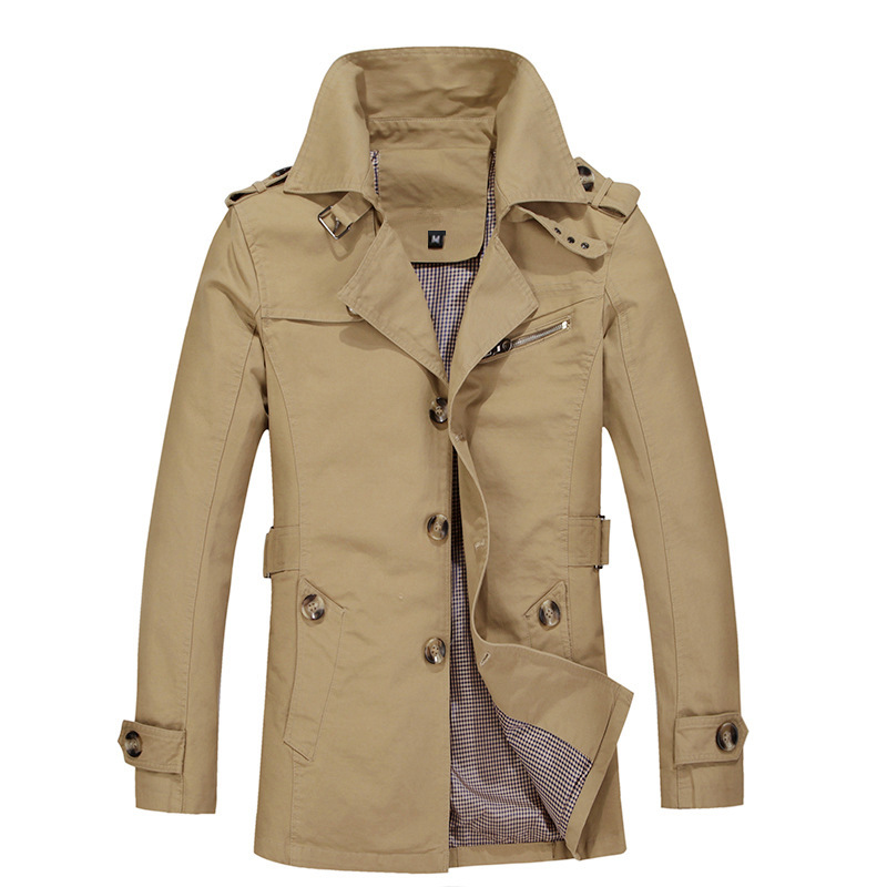 Online Get Cheap Military Trench Coat Men -Aliexpress.com ...
