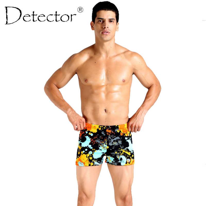 شحن مجاني ملابس السباحة الرجال ملابس السباحة سمك القرش ، طارد المياه ، الرجال السباحة السباحة جذوع السراويل الرياضية الرجال الكلاسيكية