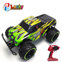 Unique Cool Graffiti Remote Control Car Professional 2.4G High Speed Climbing 1:8 Big Wheels Monster RC Racing Car Truck Wltoys professional adults remote control racing car big size 1 10 climbing rc car high speed 50km h rc monster buggy car truck