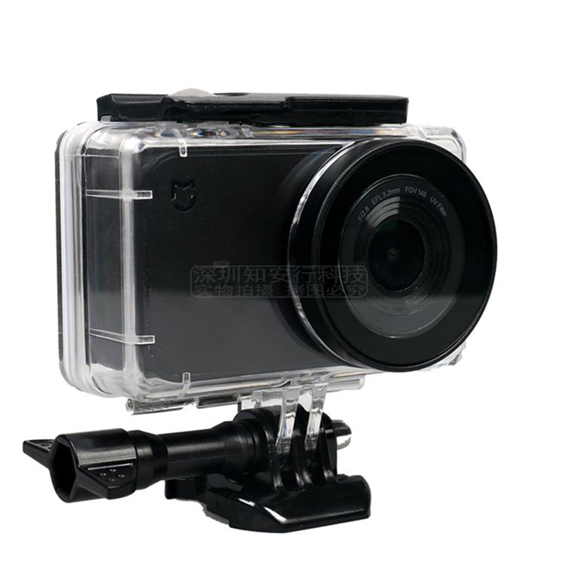 High Quality 45M 148ft Waterproof Case Housing Cover Protective Box for Xiaomi Mijia 4K Mini Sport