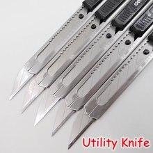 [deli] (6 шт/лот) 30 градусов наконечник металлический нож мобильный