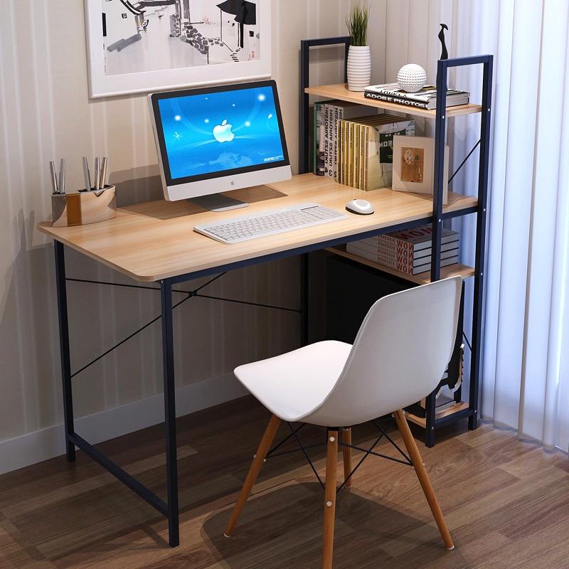 resistant home computer desk home laptop table minimalist. Black Bedroom Furniture Sets. Home Design Ideas