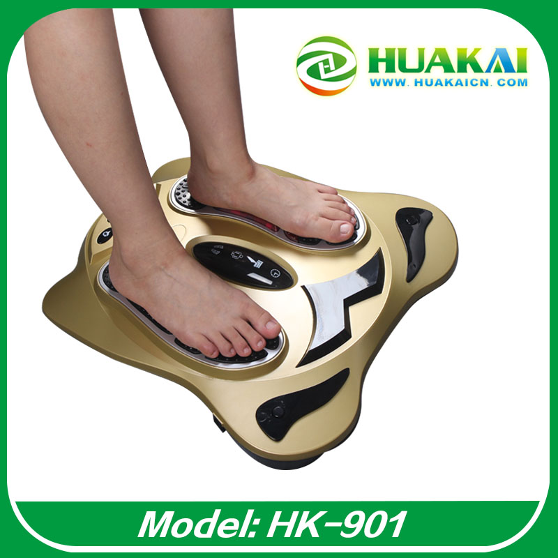 Free shipping Biology Electromagnetic Wave Foot Massager /Foot Therapy Device michael cain discover biology 2e sg