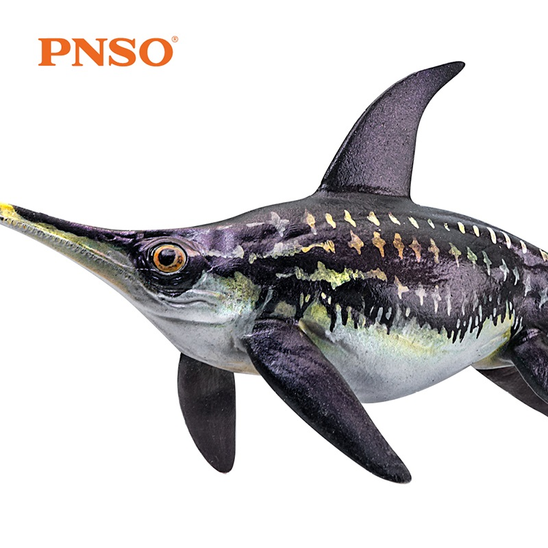 PNSO Sea Life Eurhinosaurus Ancient Animals Figure Age Of Dinosaurs Classic Toys For Boys