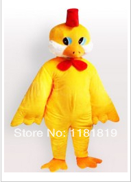 MASCOT Yellow Little Chicken chick mascot costume custom fancy costume anime cosplay mascotte fancy dress carnival costume