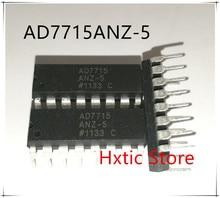 NEW 5pcs/lot AD7715AN AD7715ANZ AD7715 AD7715ANZ-5 DIP-16