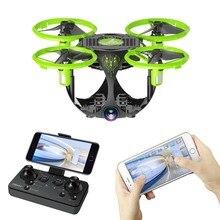 Drone WIFI folding sphärische UAV Luft fotografie Mini Vier achse aircraft modell spielzeug UFO spielzeug