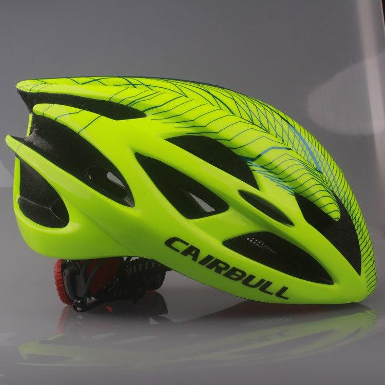 CAIRBULL Vélo Casque Intégrer-moided Ultra-léger respirant haute résistance vtt casque vélo de route casque acc