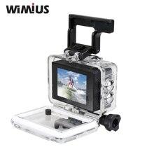 Wimius Action Camera WiFi Sports Full HD 1080P 30fps Mini Video Helmet Cam 170 degree Wide