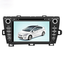 NaviTopia 2017 Top Wince 6.0 Car Multimedia Player for Toyota Prius left driving 2009 2010 2011 2012 2013 2014 2015 2016 DVD GPS