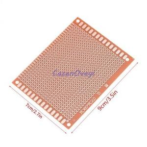 PCB Circuit-Board Matrix Prototype Paper Universal DIY Experiment 7x9cm 5pcs/Lot In-Stock