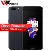 Оригинальный Oneplus 6 t LTE 4G мобильный телефон Snapdragon 835 Octa Core 5,5 двойная задняя камера отпечатков пальцев ID NFC