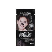 Facial Minerals Conk Nose   Remover  Pore Cleanser   EX Pore ROLANJONA 1PCS снятие макияжа alba botanica hawaiian facial cleanser pore purifying pineapple enzyme объем 237 мл