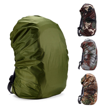Large Capacity 60L Outdoor Camping Backpack Rain Cover Mountaineering Bags Accessories Hiking Tarveling Climbing Waterproof
