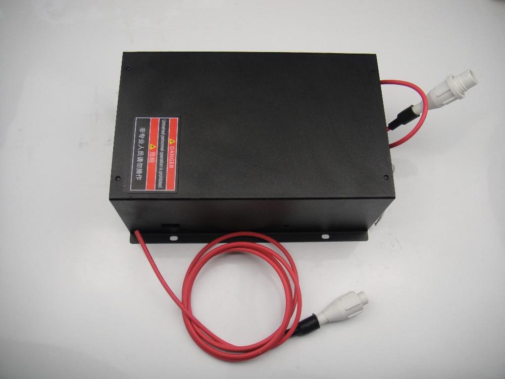 Fuente de alimentación láser de CO2 DY10 AC220V para tubo láser RECI W2 / V2 / S2
