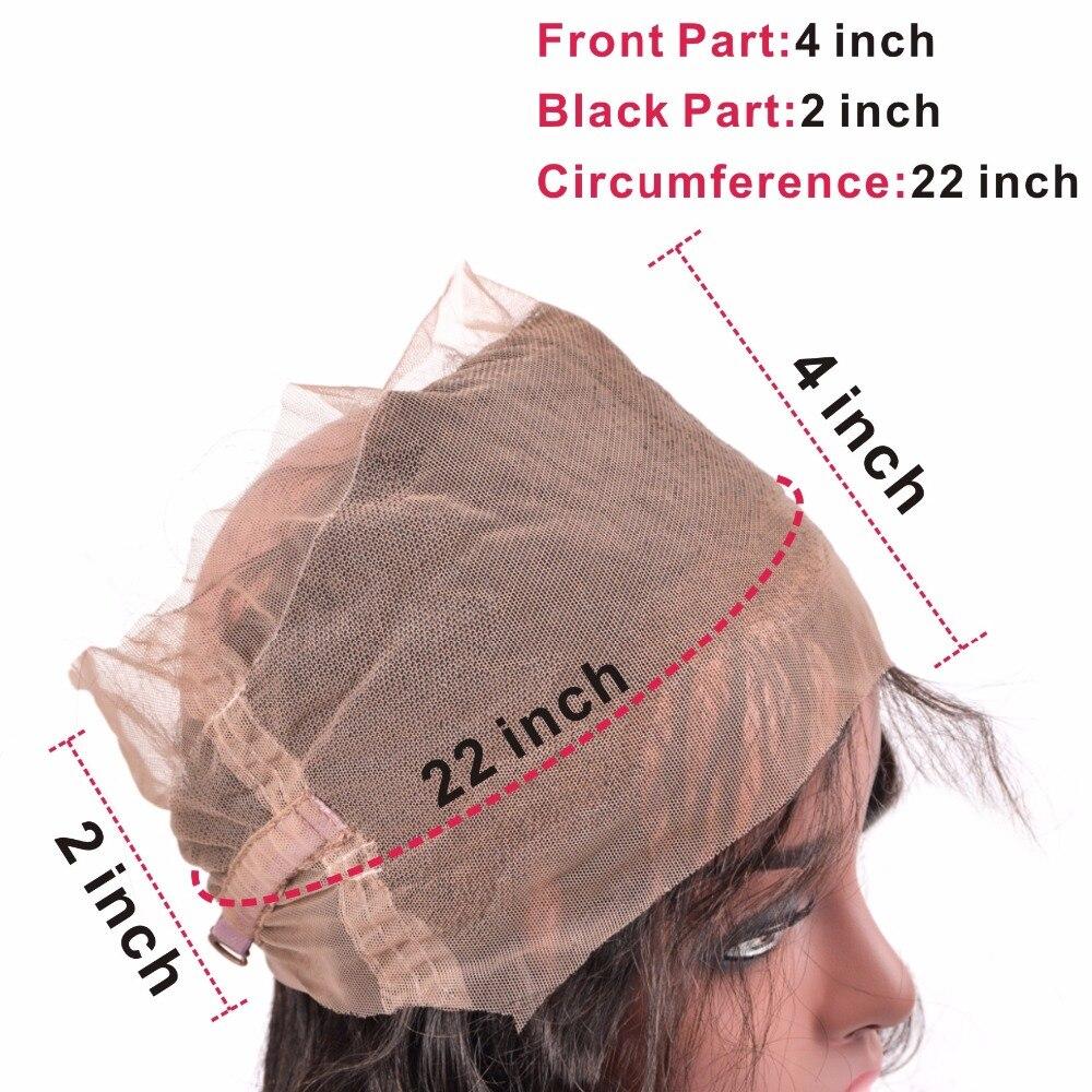 წინასწარ გაწერილი 360 - ადამიანის თმის (შავი) - ფოტო 5