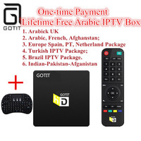HD World Lifetime Free Arabic IPTV 4K UHD Android TV Box 17 0 KODI Europe UK