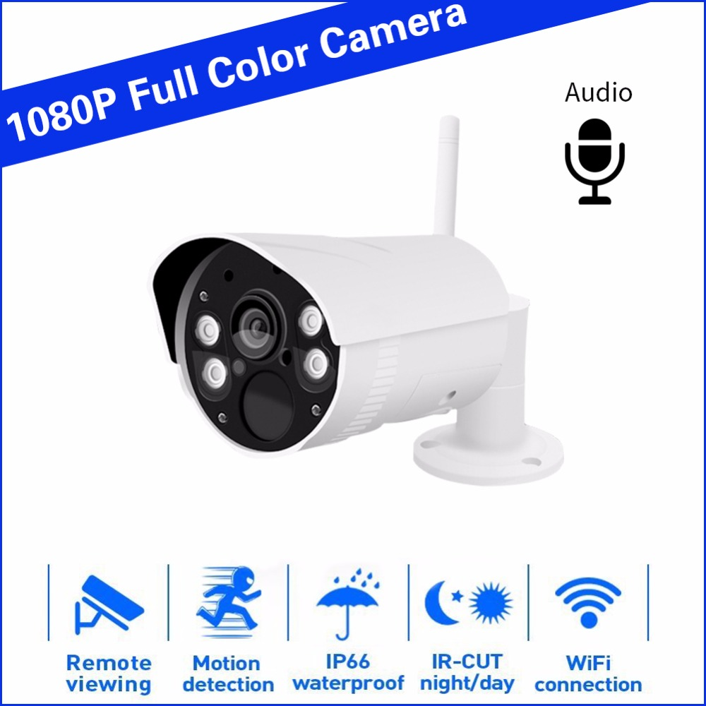 960P IP Camera Wireless Home Security IP Camera Full color Surveillance Camera Wifi Night Vision CCTV Camera Two-way Audio outdo wireless ip camera home wifi hd 1080p 960p night vision ir two way audio cctv camera baby monitor security surveillance camera