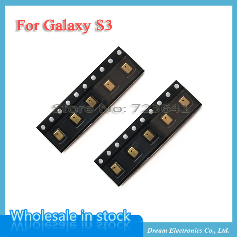 MXHOBIC 10pcs/lot Replacement Mic Microphone Speaker Flex Cable Repair For Samsung Galaxy S3 I9300  Free Shipping