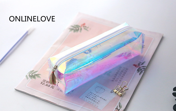 Gift Coin Bag Pouch High Quality Materials Bright Colors Plastic Coin Bag ; Lady Girls Fashion Coin Purse 5colors Novelty Delicate 19cm Approx