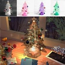with music glowing christmas tree diy assemble pvc christmas trees xmas decorative pendants nice christmas gift - Nice Christmas Trees