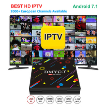 H96 MAX RK3328 H3 Android 7.1 Caixa de TV 4 GB RAM 64 GB ROM Quad Core bits Cortex-A53 HDR10 WiFi USB 3.0 Bluetooth 4 K Smart TV CAIXA