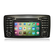 7″ Android 5.1 Quad Core Car Radio DVD GPS Navigation Central Multimedia for Mercedes Benz R W251 R280 R300 R320 R350 R500