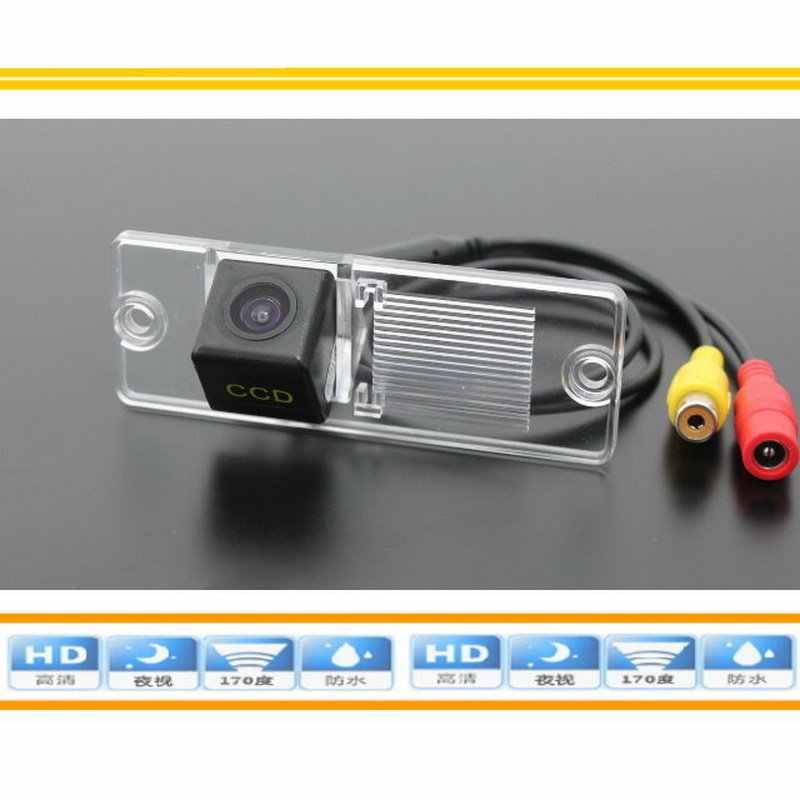 Kamera cofania samochodu dla Mitsubishi Pajero/Pajero Super przekracza pojazd kamera cofania AUTO HD sony ccd III CAM