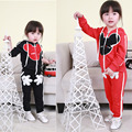 Children Boys Clothing set Baby Boy Spider man Sports Suits 2-6 Years Kids 2pcs Sets Spring Autumn Clothes Tracksuits