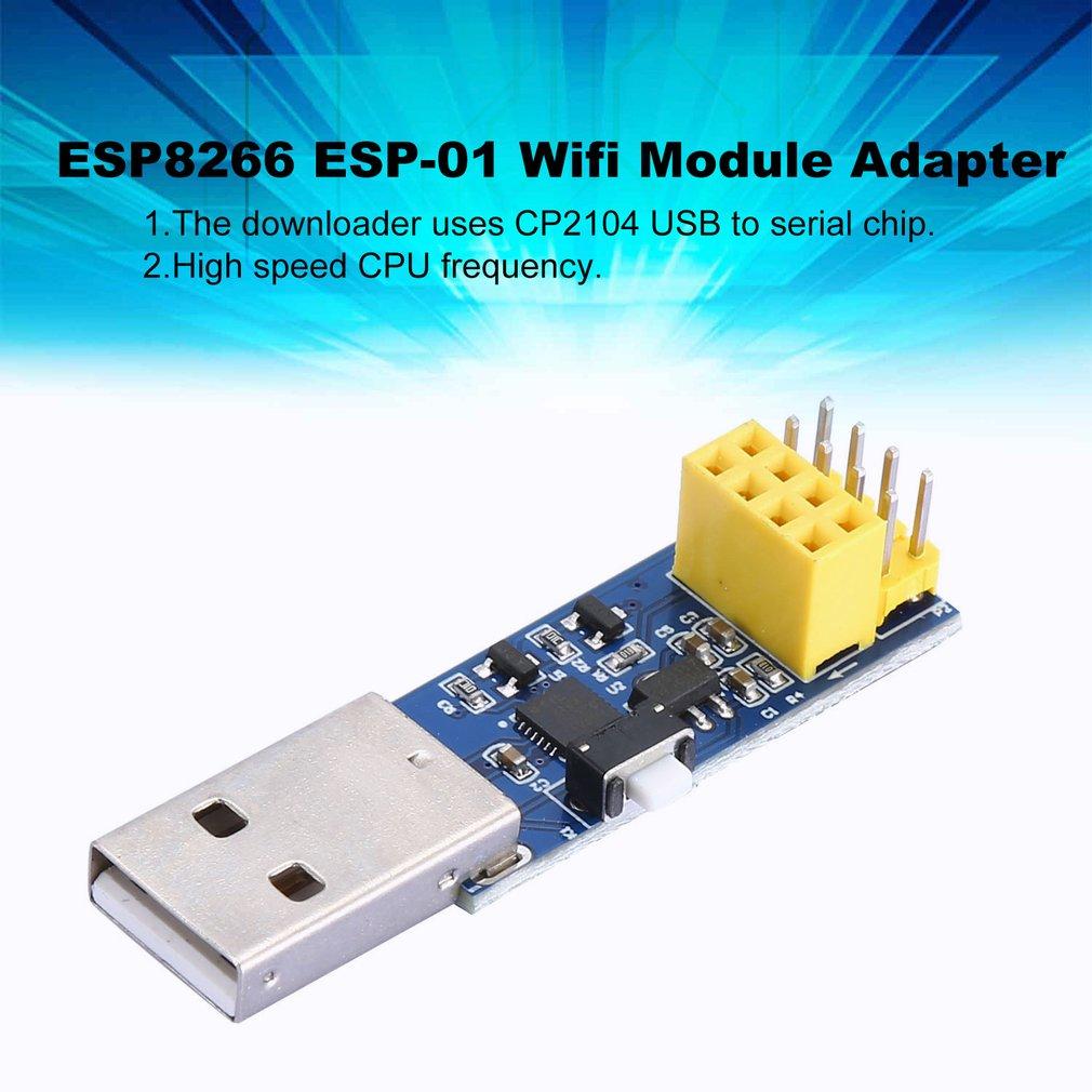 USB to ESP8266 Serial Wireless Wifi Module Developent Board 8266 Wifi Adapter