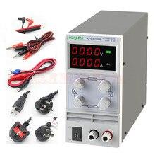 wanptek KPS305DF 4 Digits LED DC Power Supply 0-30V/0-5A 110V-230V 0.1V/0.001A  Digital Adjustable