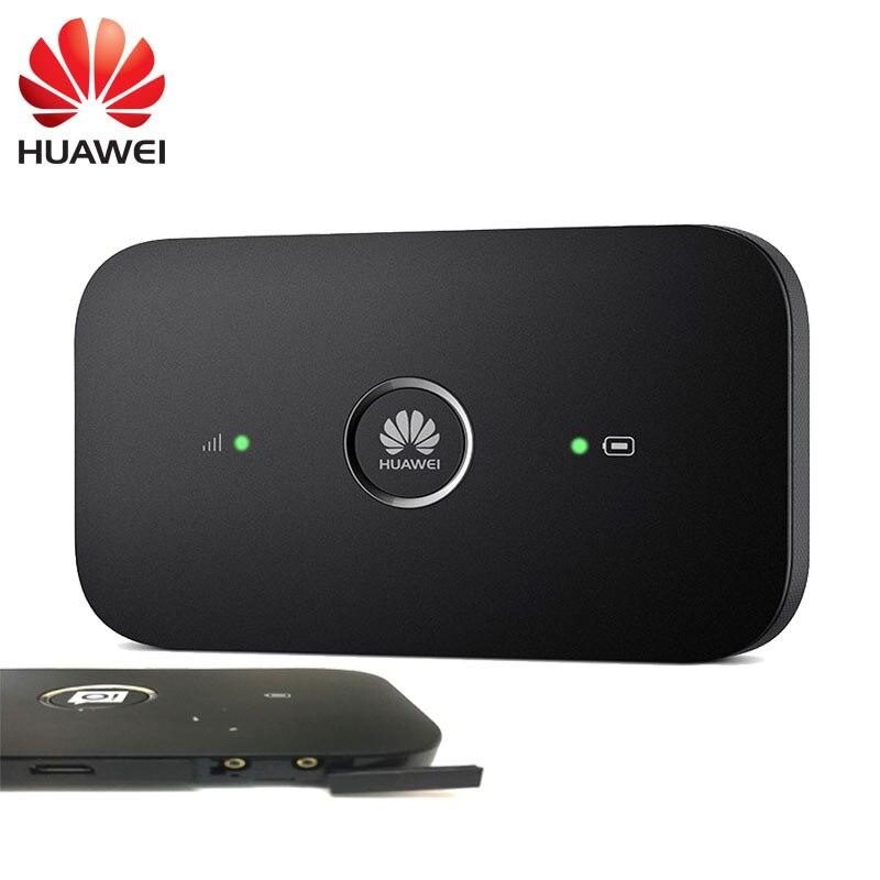 Débloqué E5573 E5573s-606 CAT4 150 M 4G LTE FDD 700/1800/2100/2600 MHz TDD 2300 MHz 3G WiFi routeur sans fil Mobile wi-fi