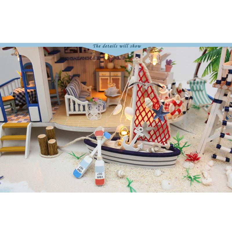 Legend of the Blue Sea DIY 3D Dollhouse Kit