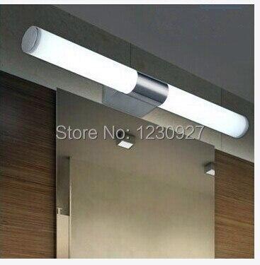 Promosi LED Kamar Mandi Stainless Steel Cermin Lampu Kamar Tidur Kamar Cuci  Ringan Lensa Ark Lampu Lampu Dinding Membuat Lampu|lampe miniature|lamp  racklamp infrared - AliExpress