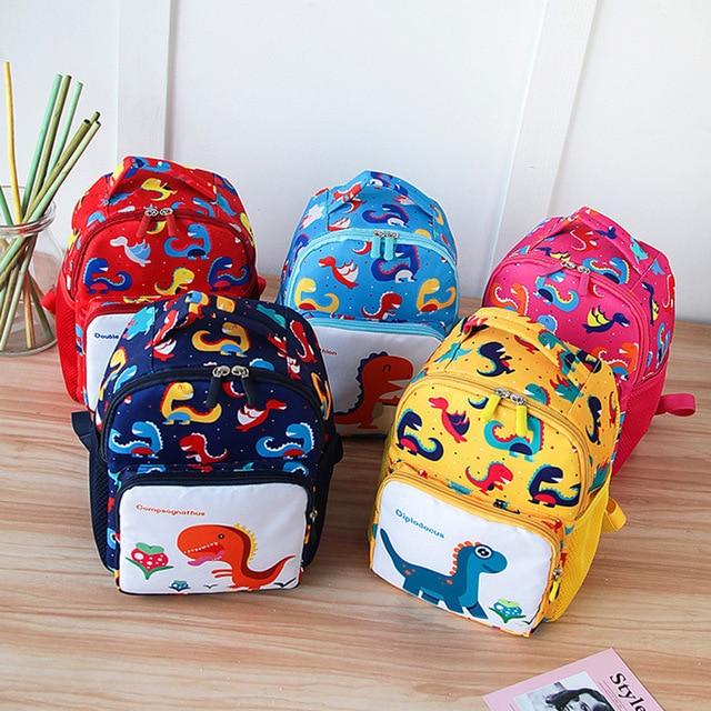 Mochila Infantil New Children School Bags Anti-lost Children's Backpack For Children Baby Bags Kids Bag Schoolbag Backpack