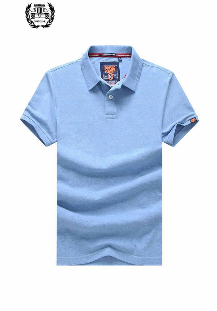XXXL 夏メンズソリッドカラーのコットンポロシャツブランドのフィットネストップス Tシャツ半袖シャツカジュアルワイン赤男性ポロシャツ