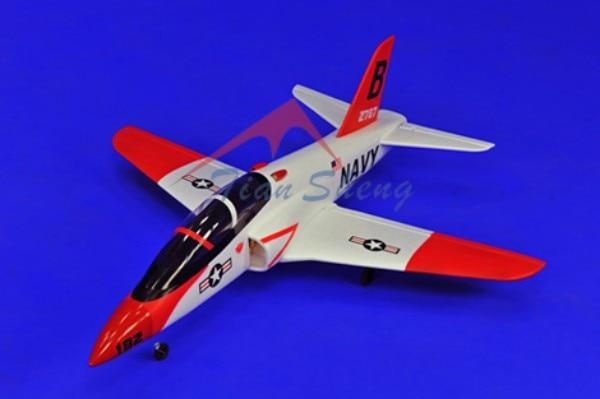 TSRC 70MM EDF Arrow RC KIT Plane Model W/O Brushless Motor Servo 30A ESC Battery hsd epo red sky surfer rc kit gilder plane model w o motor servo 20a esc battery